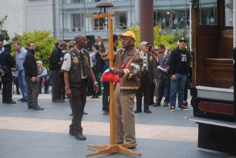 Cable Car Bell Ringing Contest