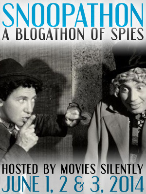 Snoopathon - A Blogathon of Spies