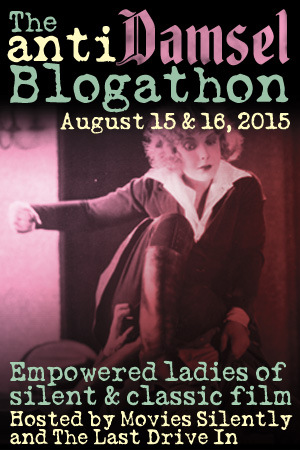 The Anti Damsel Blogathon