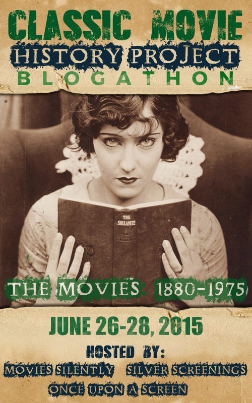 Classic Movie History Project Blogathon II