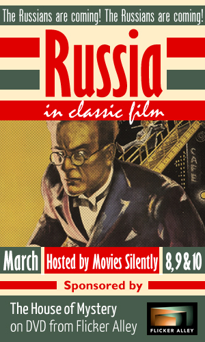 Russia in Classic Film Blogathon