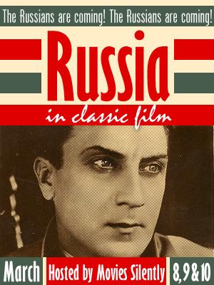 Russia in Classic Film Blogathon