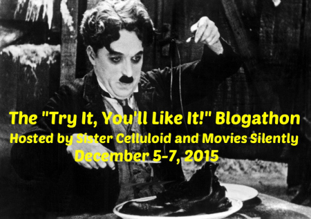 "The ""Try It, You'll Like It!"" Blogathon"