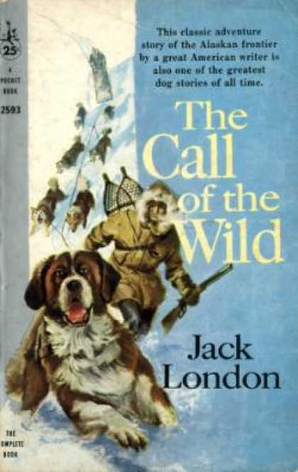 essays on jack london and his dogs He became the lead dog and demanded the respect of the other dogs and his discovering us history cd-rom gale research, 1997 london, jack the call of.
