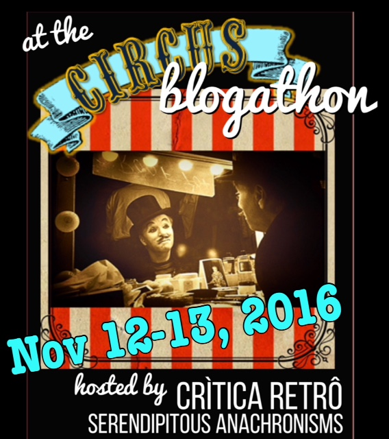 At the Circus Blogathon