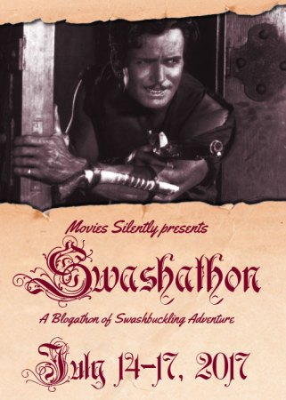 Swashathon 2 -- A Blogathon of Swashbuckling Adventure
