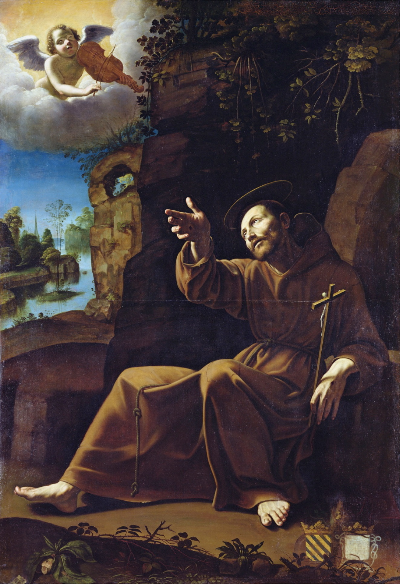 saint francis guys Find helpful customer reviews and review ratings for chasing francis: a pilgrim's tale at amazoncom read  saint francis i was  of the guys, and read and wrote.