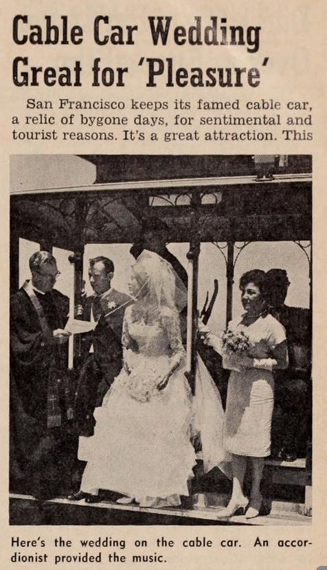 cable car wedding/1