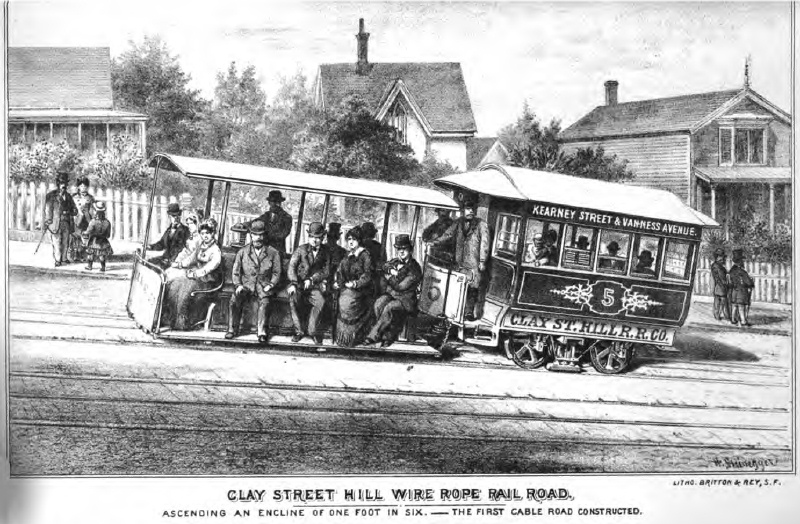 The Cable Car Home Page - Cable Railway Company