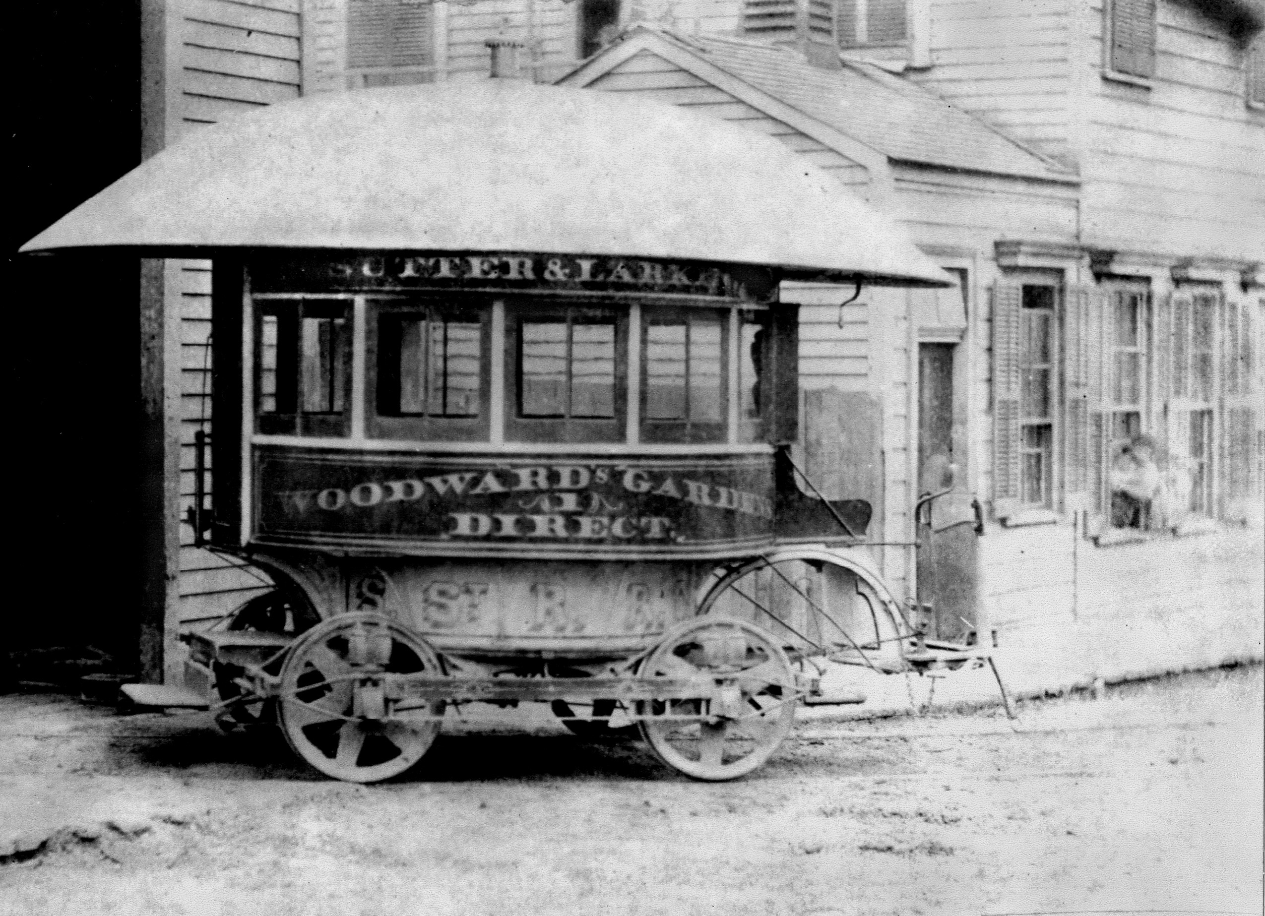 The Cable Car Home Page - The Sutter Street Railway