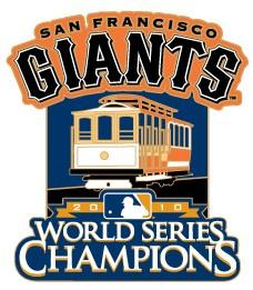 2010 World Series pin