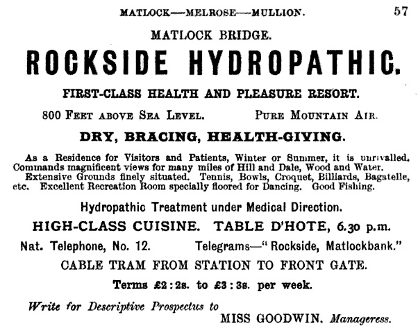 Rockside Hydro