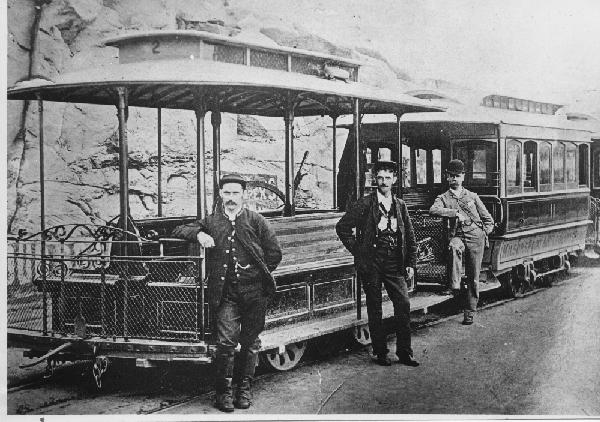 The Cable Car Home Page Cable Tramways In Australia And