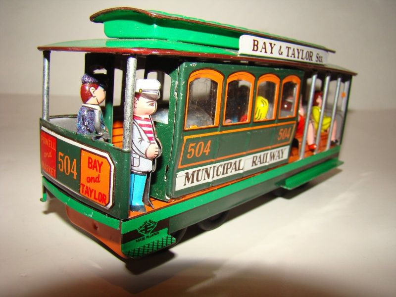 Toy Cable Car