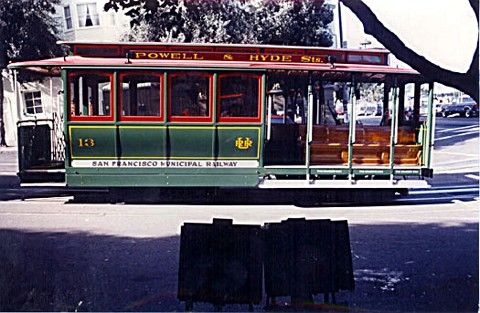 The Cable Car Home Page San Francisco Cable Cars Are Here To Stay