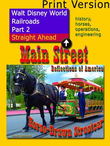 Horse-Drawn Streetcar Cover