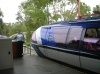 Monorail Blue Downtown Disney Station