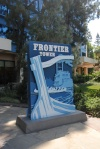 Frontier Tower Sign