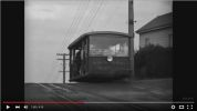 Kaikorai cable tram crests hill