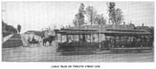 cable train on twelfth street line